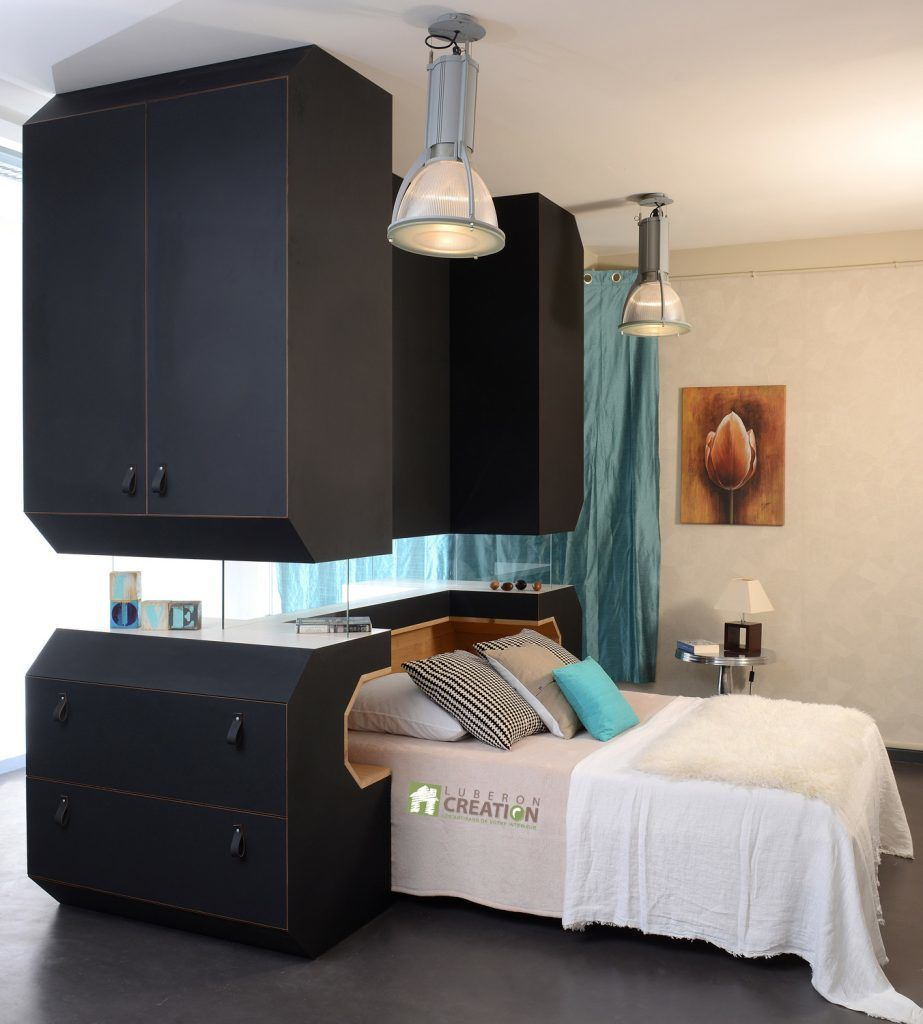 chambre sur mesure et haut de gamme. Black Bedroom Furniture Sets. Home Design Ideas